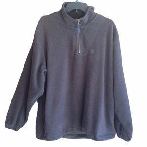 Gant 1/4 Zip Fleece Size Large